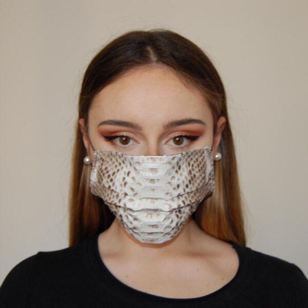 Reveil mascherina pitone